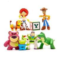 Figure Toy Story Set isi 8 Pc