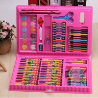 Colouring set 86 in 1 /pensil warna/stationary/ cat air / colouring