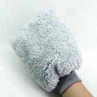 Car Wash Microfibre Wash Mitt