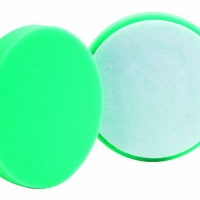 "Buff and Shine Foam Pad Green Polishing 5 1/2 inch atau 5,5"""