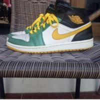 Nike Air Jordan 1 Sonic Green