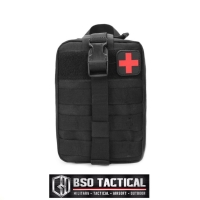 Tactical Medic Pouch 600D Molle Outdoor Military Pouch Free Patch