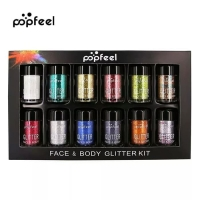 Popfeel glitter cosmetic maquillage