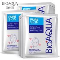 Bioaqua Pure Skin Acne And Rejunation Sheet Mask