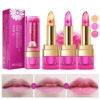 Bioaqua Jelly Flower Change Temperature Lipstick