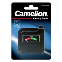 Battery Tester/ batre tester Camelion AA/ AAA/ 9V 18650 D C