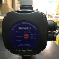 Pressure Control Shimizu SC 015E Otomatis Pompa Booster Pendorong