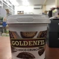 Selai goldenfil choco crunchy