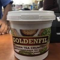 Selai goldenfil green tea crunchy