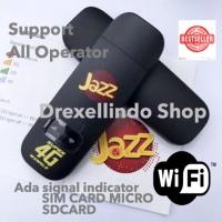 Modem wifi 4G LTE JAZZ W02 150 MBPS