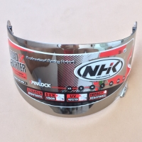 Visor Flat NHK RX9 GM Race Pro Original Bukan Sistem Baut