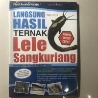 Buku LANGSUNG HASIL TERNAK LELE SANGKURIANG   Yusnu Iman Nurhakim
