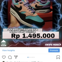 Nike Airmax 1 Have a Nike Day
