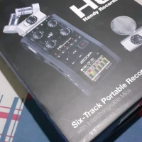 Original Zoom H6n handy recorder audio