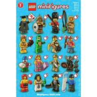 LEGO Minifigures Series 5 Complete Set