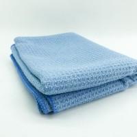 Microfibre Waffle Weave Drying Towel 60 cm x 80 cm