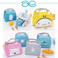 Tas bekal anak/lunch cooler bag/tas bekal karakter lucu