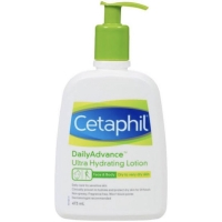 Cetaphil daily advance moisturising lotion 473ml