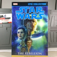 MARVEL COMICS TPB STAR WARS LEGENDS EPIC COLLECTION : THE REBELLION