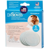 Breast pad Dr Browns washable