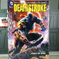 DC COMICS TPB SOFTCOVER EDITION DEATHSTROKE VOL 1 : GOD OF WAR