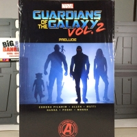 MARVEL COMICS SOFTCOVER TPB PRELUDE GUARDIANS OF THE GALAXY VOL 2