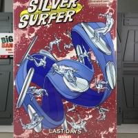 MARVEL COMICS SOFTCOVER TPB SILVER SURFER : LAST DAYS