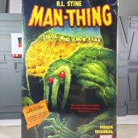 MARVEL COMICS SOFTCOVER TPB MAN-THING : THOSE WHO KNOW FEAR