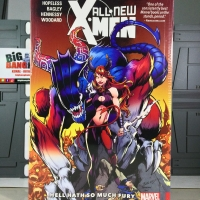 MARVEL COMICS TPB EDITION ALL NEW X-MEN : HELL HATH SO MUCH FURY