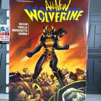 MARVEL COMICS TPB EDITION ALL NEW WOLVERINE : ENEMY OF THE STATES II