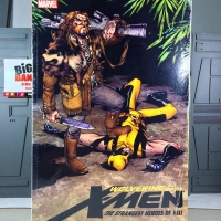 MARVEL COMICS TPB EDITION WOLVERINE AND THE X-MEN : THE STRANGEST HERO