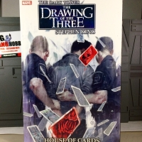STEPHEN KING THE DARK TOWER The Drawing of The Three : House of Cards