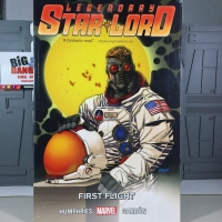 MARVEL COMICS SOFTCOVER TPB LEGENDARY STAR LORD : FIRST FLIGHT