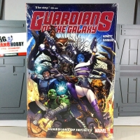 MARVEL COMICS TPB GUARDIANS OF THE GALAXY : GUARDIANS OF INFINITY
