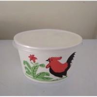 PBAJ650 Paper Bowl Ayam Jago 650ml @ 25 units