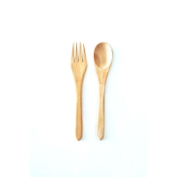 Buona Serata Spoon Fork Sawo (Sendok Garpu)