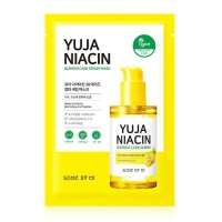 SOME BY MI Yuja Niacin Blemish Care Serum Mask Pack Sheet