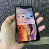 iPhone xs max 256gb dual sim grs oktober 2020 batre 100pesen