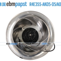 ebm papst R4E355-AK05-05 A03 AC 230V 0.8A 1.14A 104W 162W 355x355mm Se