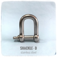 """316 Stainless Steel Bow Shackle 1//2/"""" 12mm D Ring Shackle O Shackle 1 Ton"""