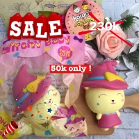 Pjommie witohy Baby ( penyok) LICENSED SQUISHY