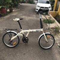 Harga Sepeda Lipat Aleoca Katalog.or.id