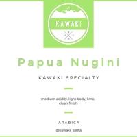 Biji Kopi Specialty Arabica Papua Nugini 250 gram