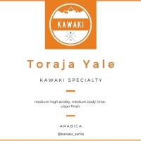 Biji Kopi Specialty Arabica Toraja Yale 100 gram