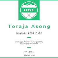 Biji Kopi Specialty Arabica Toraja Asong 250 gram