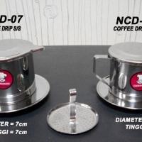 Vietnam coffee drip cookmaster 120ml ncd06