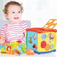 Mainan edukasi anak bayi multifungsi