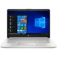 Laptop HP 14 AMD A4/4GB/256GB/VGA R3/14INCH/WIN10 Resmi