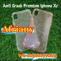 CASE IPHONE XR CLEAR PREMIUM ANTI CRACK CASING