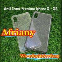 CASE IPHONE X - XS CLEAR PREMIUM ANTI CRACK CASING